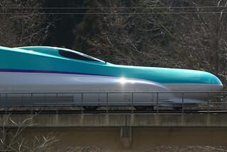 H5系, New Shinkansen Ttrain, Series H5, JR hokkaido