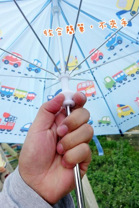 澳洲 bobbleart 兒童安全雨傘-噗噗大集合  (9).JPG