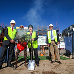 Green Square community and cultural precinct sod-turning ceremony