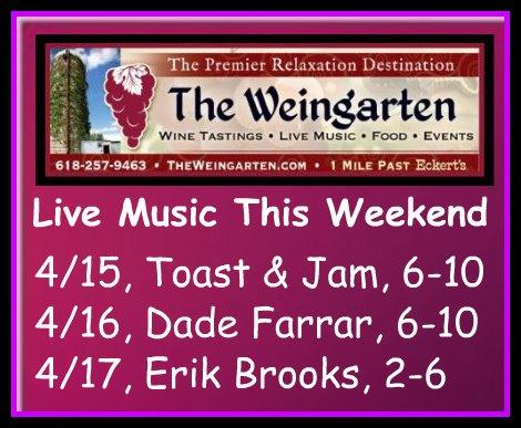 The Weingarten 4-15-16