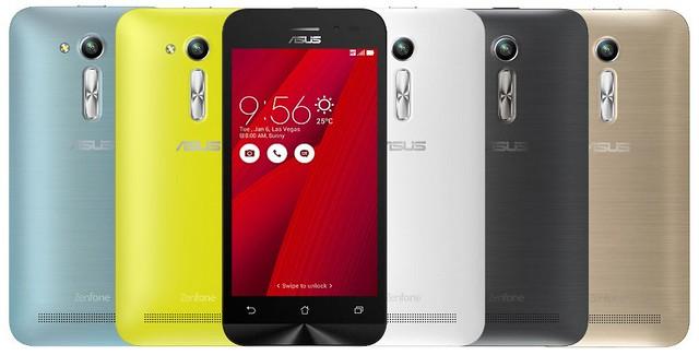 Asus Zenfone Go 4.5 2nd Gen với 1GB Ram, Android 5.1 ra mắt tại Ấn Độ - 121411