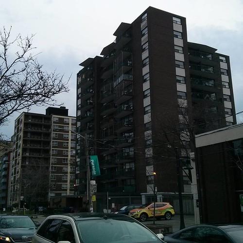 Towers of Jameson Avenue #toronto #parkdale #towers #jamesonavenue