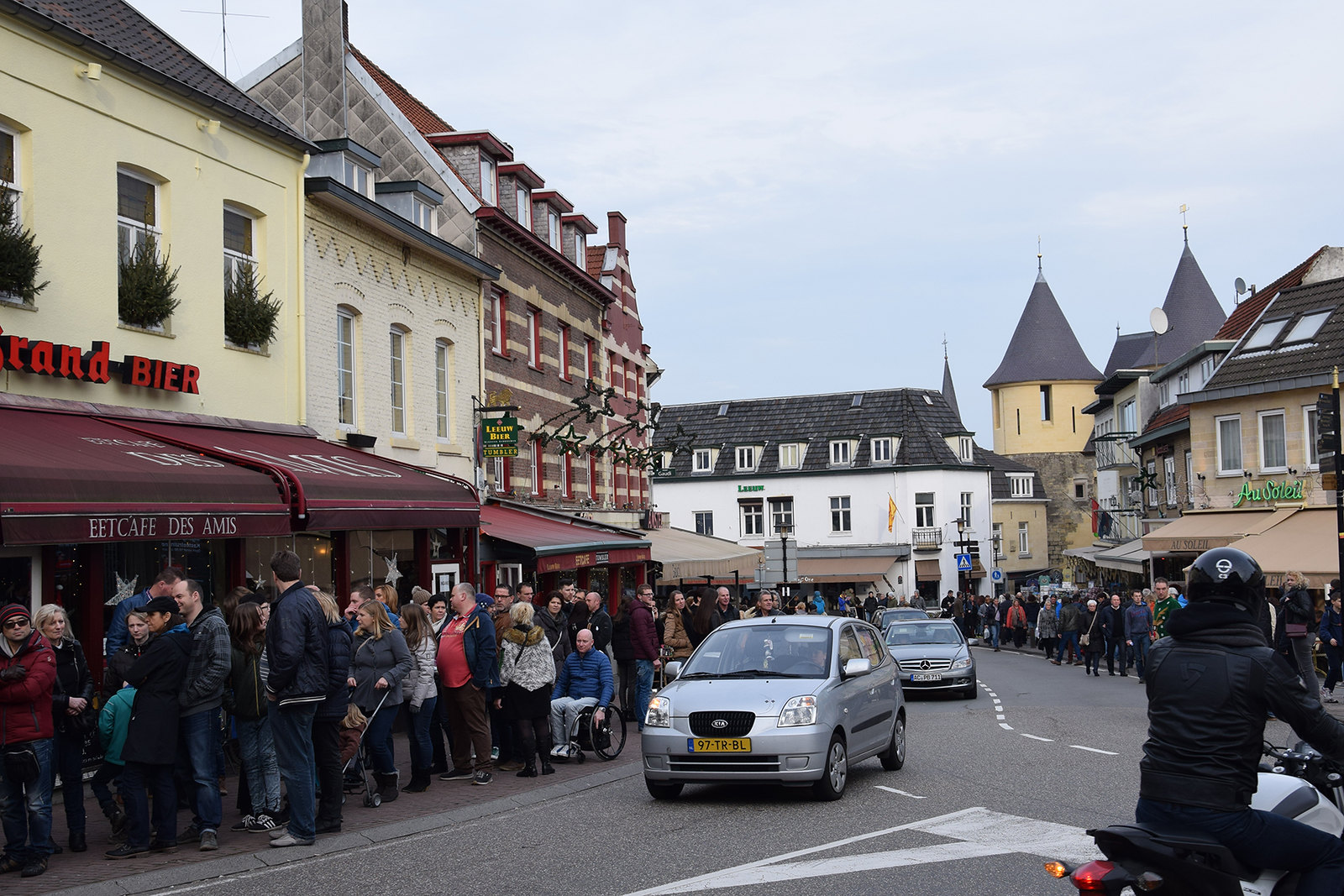 Valkenburg's line to enter the market