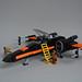 Black One T-70 X-Wing (1) by Kit Bricksto