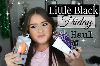 Look Fantastic Little Black Friday haul thumbnail