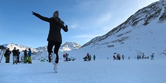 Oberalp Pass - On the Lake