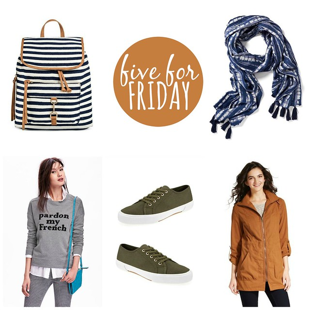 five for friday casual