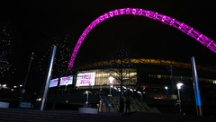 World Cancer Day - Wembley Stadium