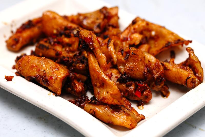 Joe Wong Stir Fried Sinew
