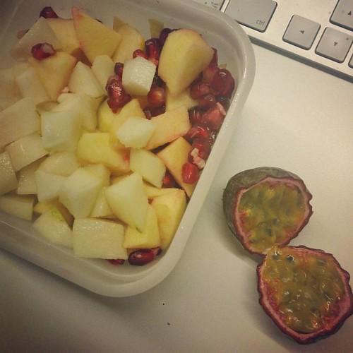 Breakfast! 🍎 #projectpaleo #projecthealthy #paleo #foodstagram