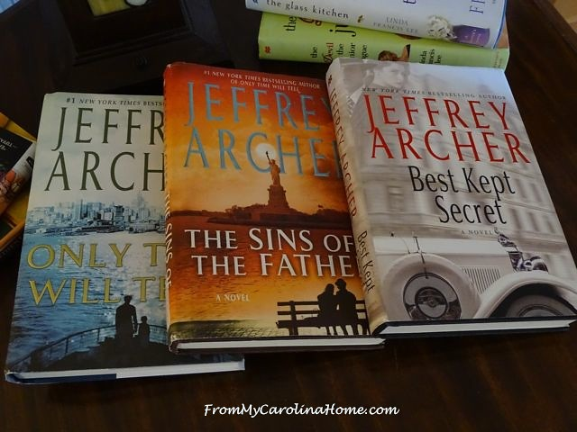 Book Reviews on From My Carolina Home