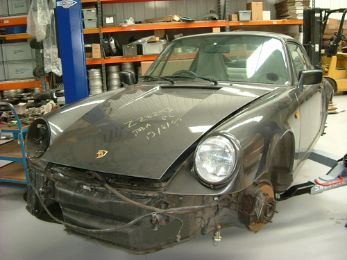 964 RS Porsche Replica Projects