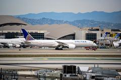 United Airlines Boeing 787-9 Dreamliner N27959