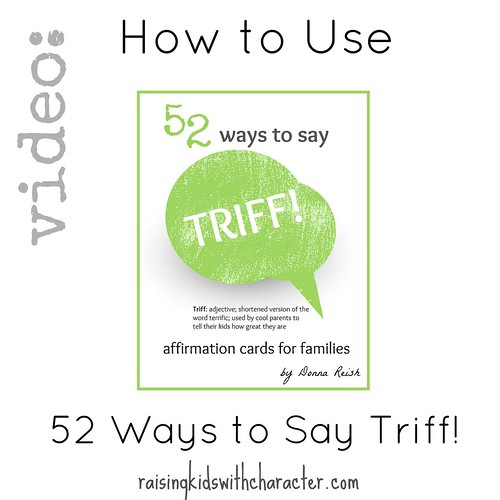 Video: How to Use 52 Ways to Say Triff