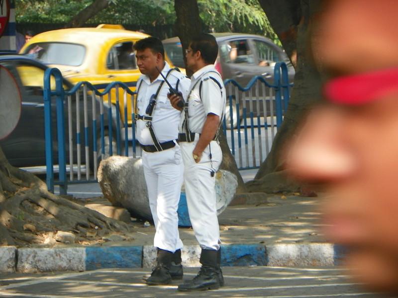 Kolkata 20, policemen