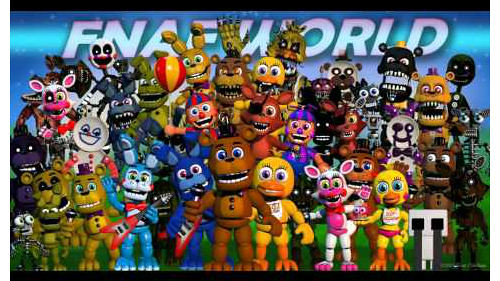 FNAF World pulled off steam cause of bad reviews