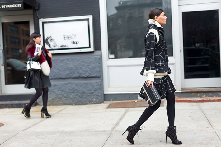 New York Fashion Week street style outfit fashion inspiration4