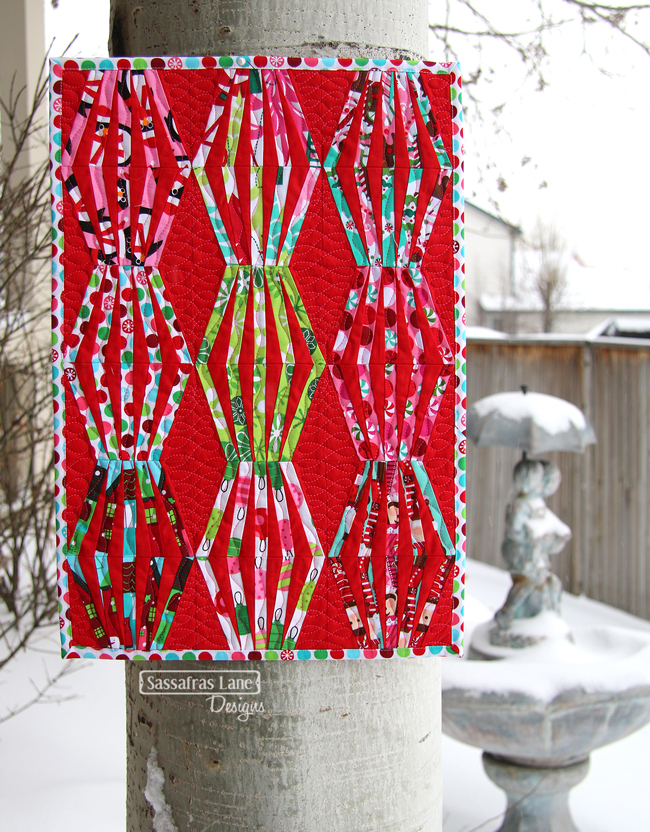 Mini Lantern Lane by Sassafras Lane Designs