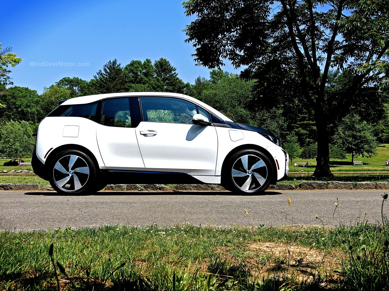 BMW i3 Electric Car Review 6