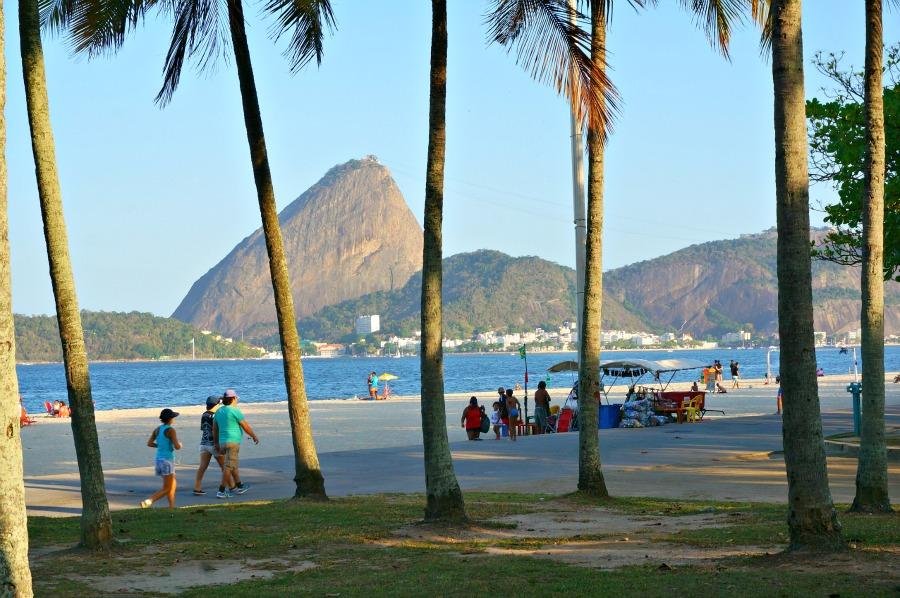 Flamengo Beach Rio