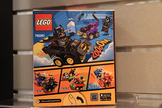LEGO Mighty Micros 76061 Batman vs. Catwoman 2