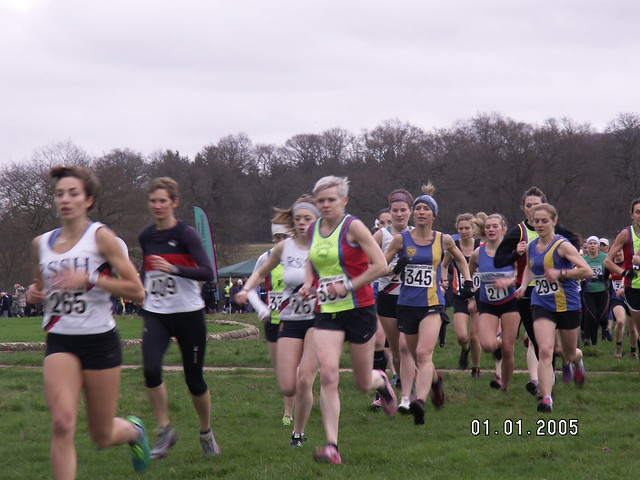 Shropshire X-Country Champs Attinghamhall Jan 2016
