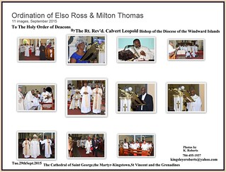 Ordination of Elso Ross & Milton Thomas