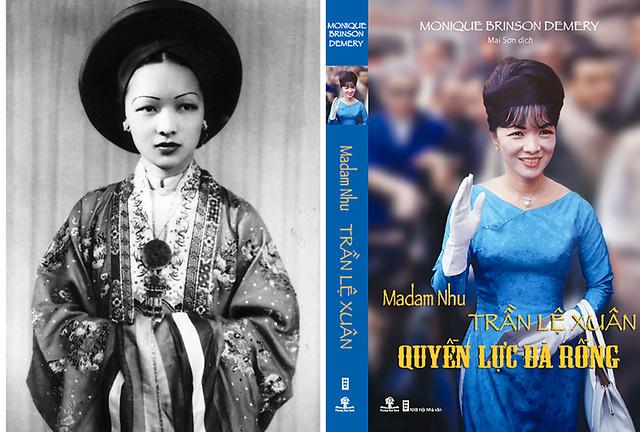 Madam Nhu  TRẦN LỆ XUÂN - Quyền Lực Bà Rồng