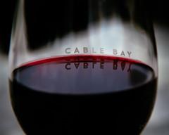 Cable Bay Winery, Waiheke Island, NZ.
