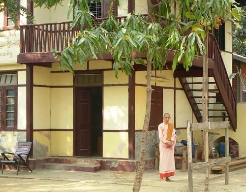 M16-Mandalay-Quartier des moines-Monastere (7)
