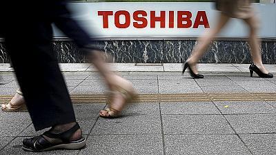 Збитки Toshiba стануть найбільшими за 140 років