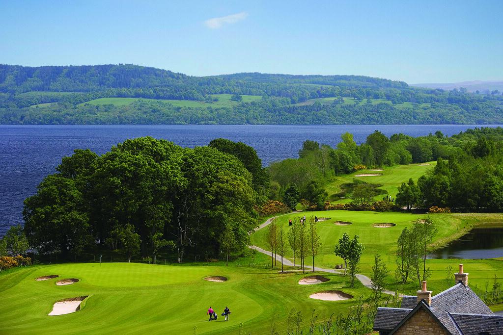 Cameron Lodges Golf