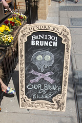 Death by brunch