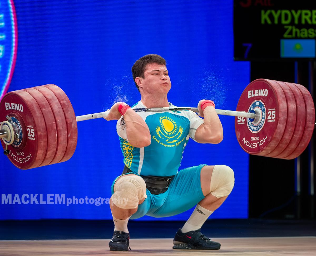 Kydyrbayev Zhassulan 94kg