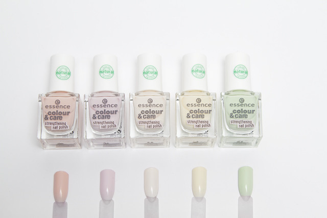 essence update Februar 2016 - Teil VI: nails 2.
