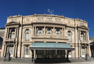 Buenos Aires - Teatro Colon front