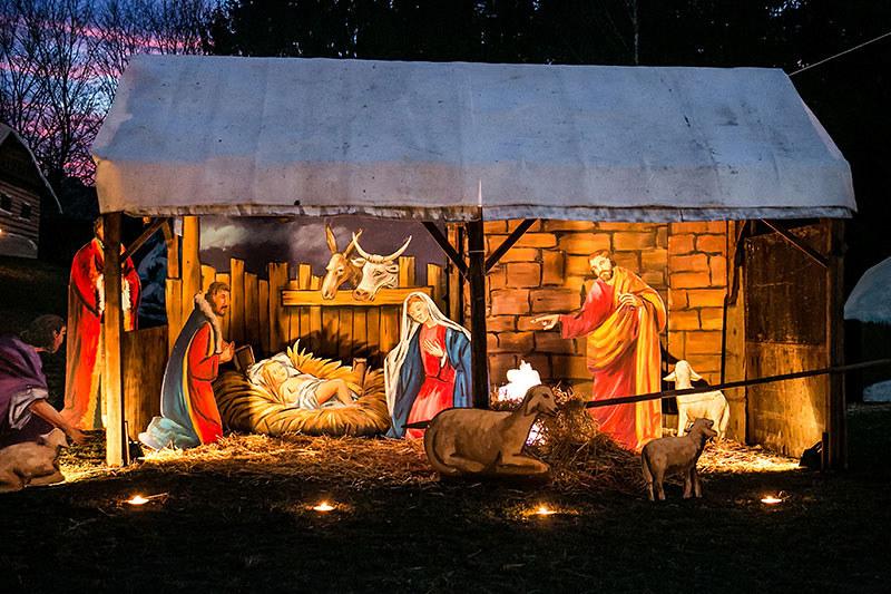 2012 Božiček v Domžalah - foto Uroš Zagožen