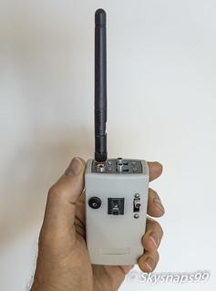 Handheld KAP Controller