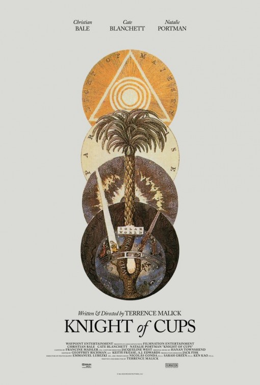 Knight of Cups - Poster 1