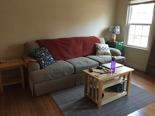 moving out: week one