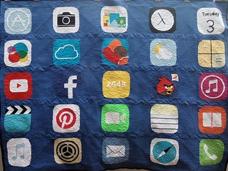 Finished quilt. #smqal