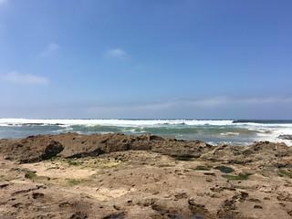 411 Metre uzunluğunda plaj görüntü.