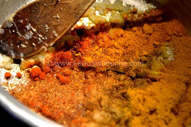 Daal de Lentilles Epicées au Lait de Coco © Ana Luthi Tous droits réservés 09_GF