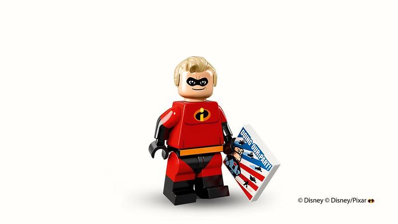 LEGO Minifigures Disney (71012) - Mr. Incredible