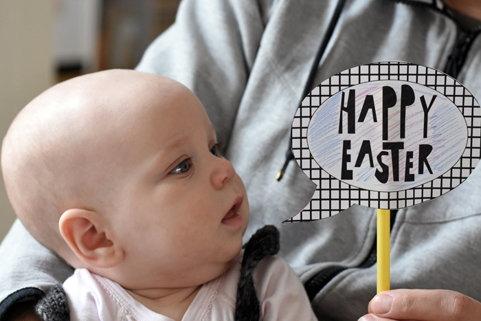 Easter - free printables