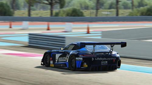 Mercedes AMG GT3 - Eggleston Motor Sports - Matt Solomon - Australian GT 2016 - Assetto Corsa