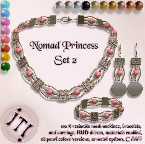!IT! - Nomad Princess Set 2 Image