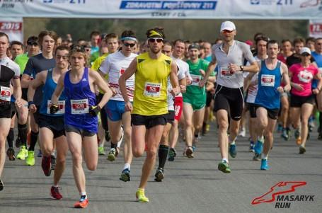 Na Masarykově okruhu běželi nejrychleji Míč a Eliášková