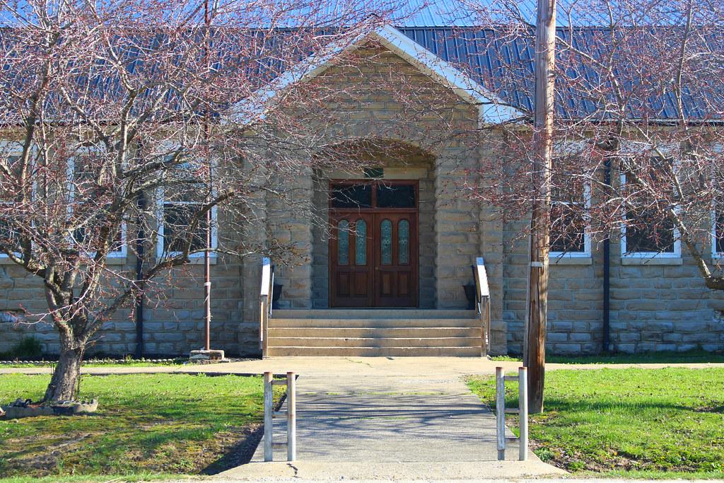 Former Wrigley Elementary -- Morgan Co, KY