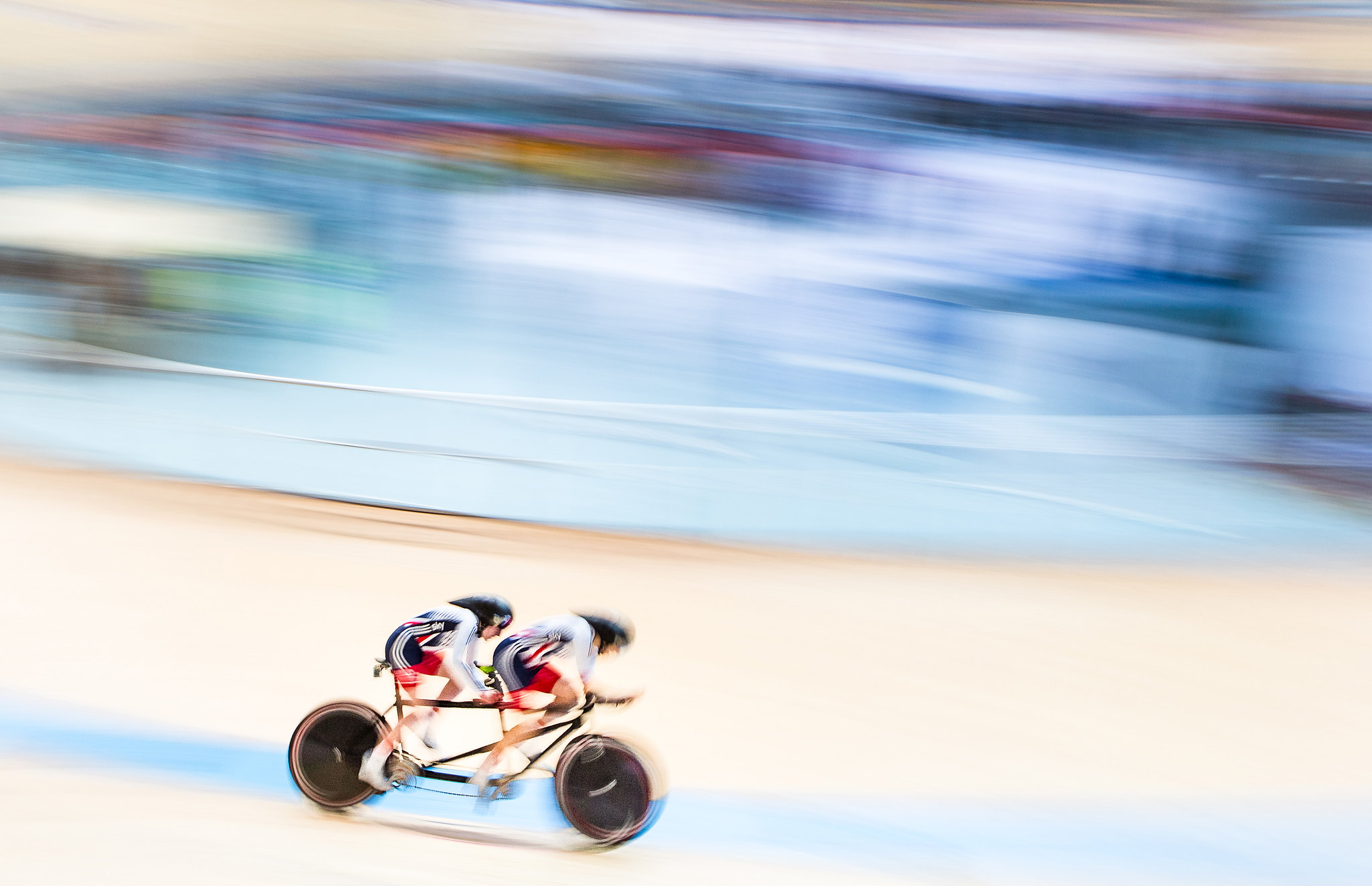 2016 UCI Para-cycling Track World Championships - Day Two